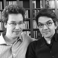 Arne Neckelmann (Violoncello) und J. Marc Reichow (Klavier) - digital photo © EMR 06/2006